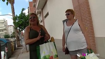 The Spanish BBW Milfs want their chance to star in porn with young cocks